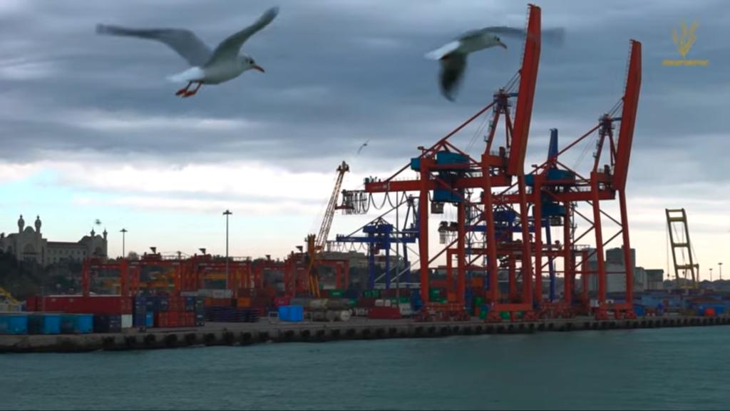 deliver grain to Petropavlovsk-Kamchatskiy